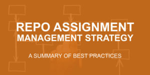 repo assignment best practices