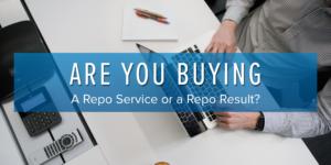 service or result