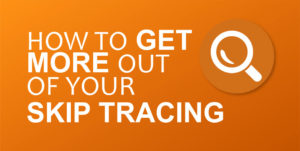Get More Skip Tracing