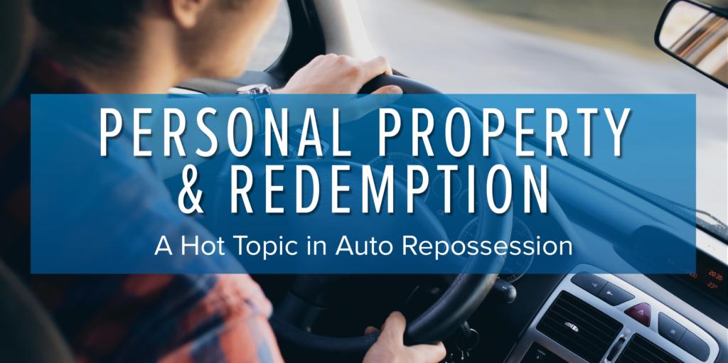 auto redemption