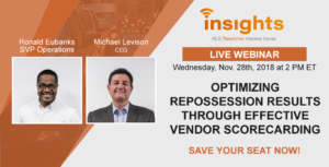 webinar invitation to vendor score carding