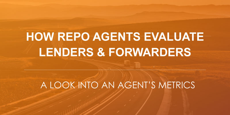 Image How Repo Agents Evaluate Lenders