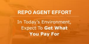 repo agent effort