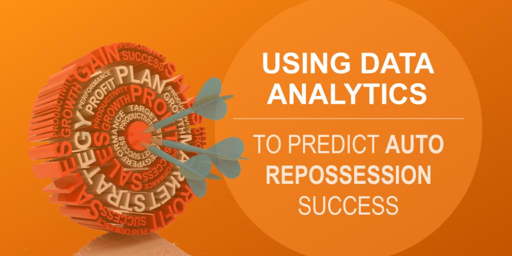 Using data analytics