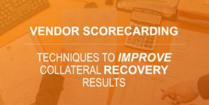 vendor scorecard techniques