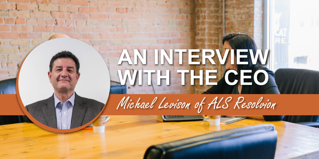 Interview with Michael Levison