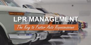 lpr management of vehicles