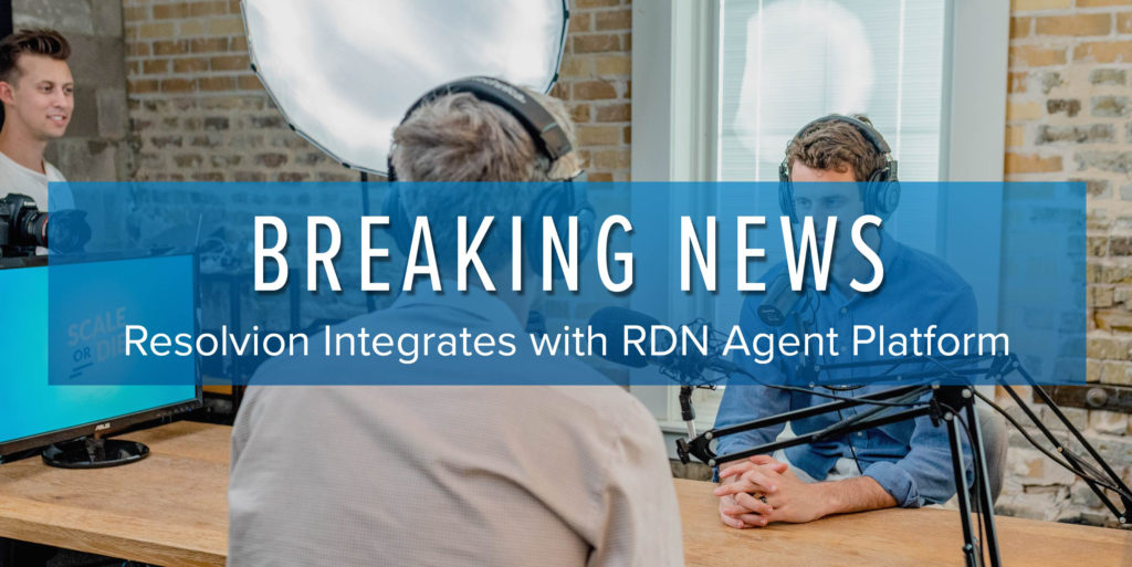resolvion integrates with RDN