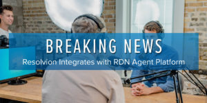 resolvion integrates with RDN