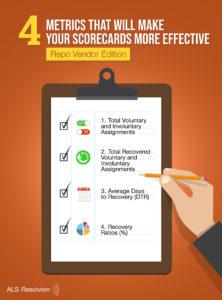 4 metrics for scorecards