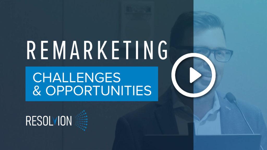 remarketing challenges
