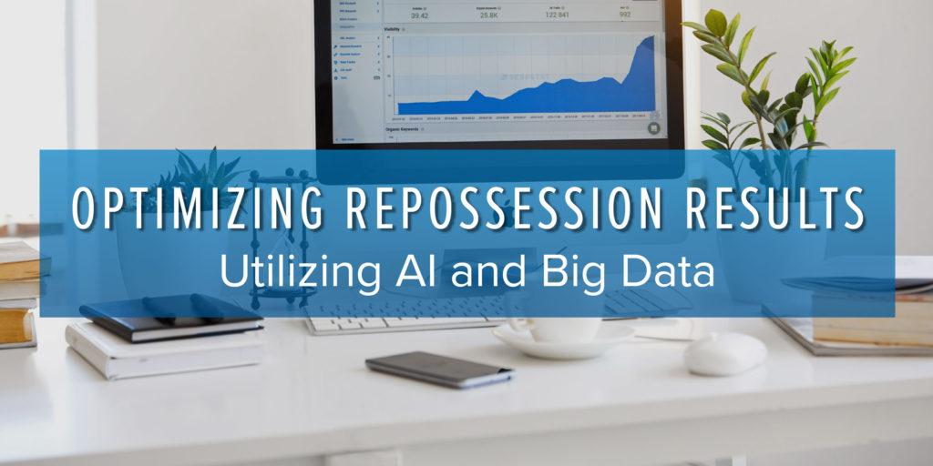 optimizing repo results ai and big data