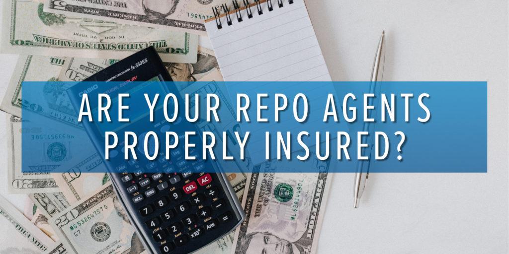Repo Agent Insurance