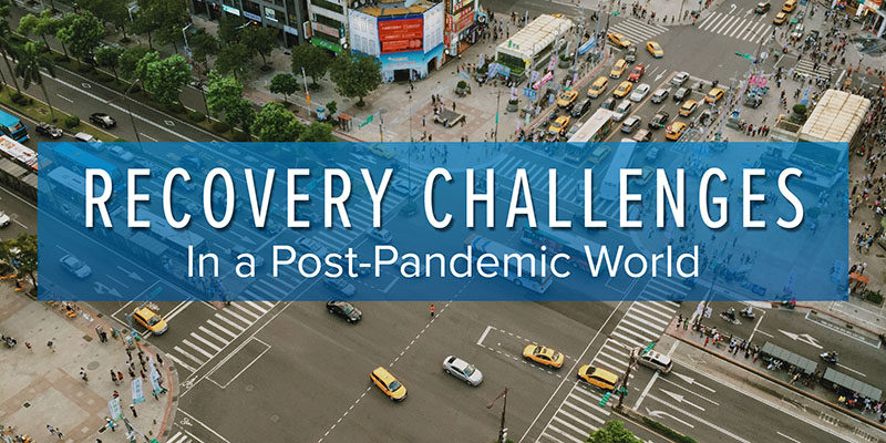 Recovery Challenges in Post Pandemic