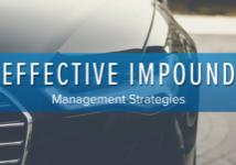 Effective Impound Management