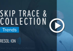 Skip Trace and Collection
